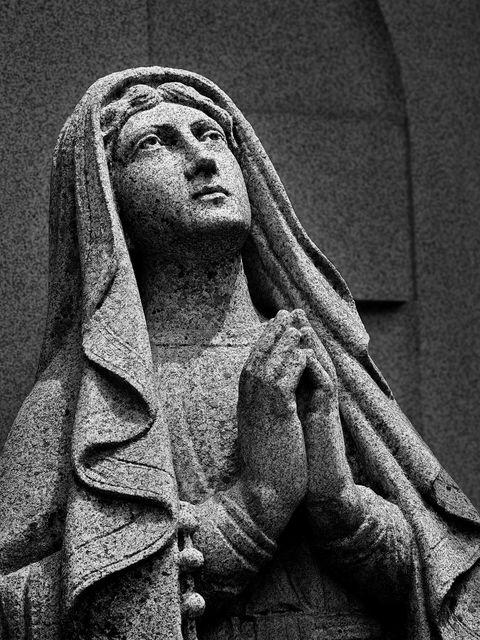 North America, United States of America, Missouri, St. Louis, Calvary Cemetery, architecture, landscape, cemetery, death