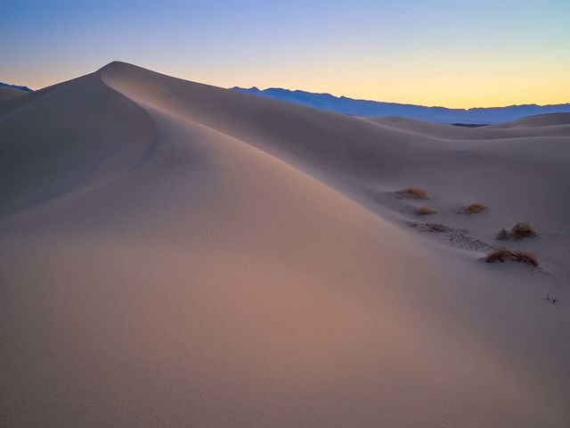 WORLD REGIONS & COUNTRIES, North America, United States of America, California, Death Valley National Park, Death Valley, CATEGORIES, landscapes, environment, scenery, land, landscape, sand dune, dune