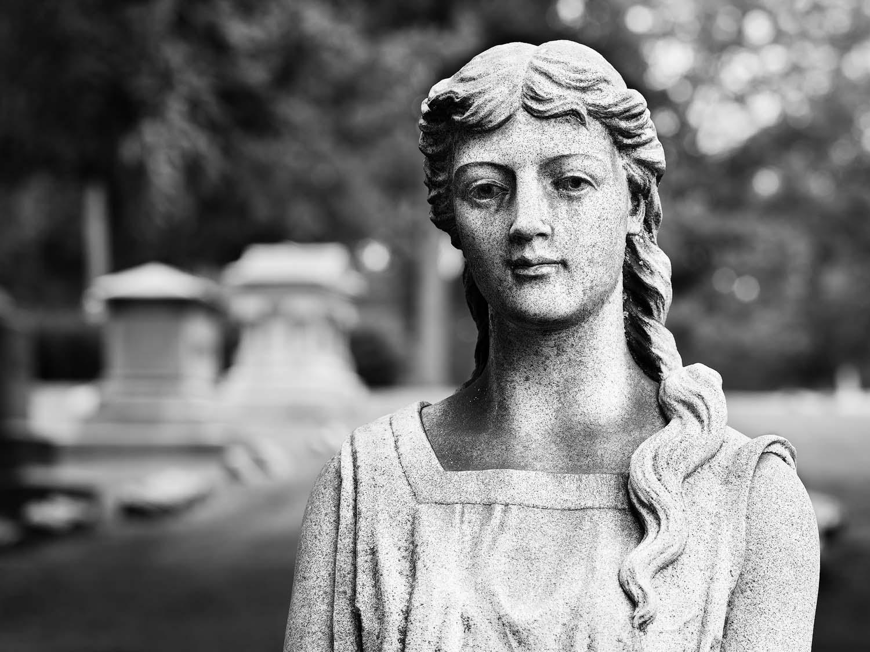 architecture, landscape, sculpture, cemetery, WORLD REGIONS & COUNTRIES, North America, United States of America, Missouri, St. Louis, Calvary Cemetery, death, photo