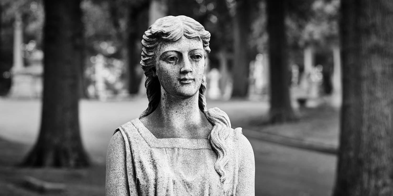 North America, United States of America, Missouri, St. Louis, Calvary Cemetery, architecture, landscape, cemetery, death, photo