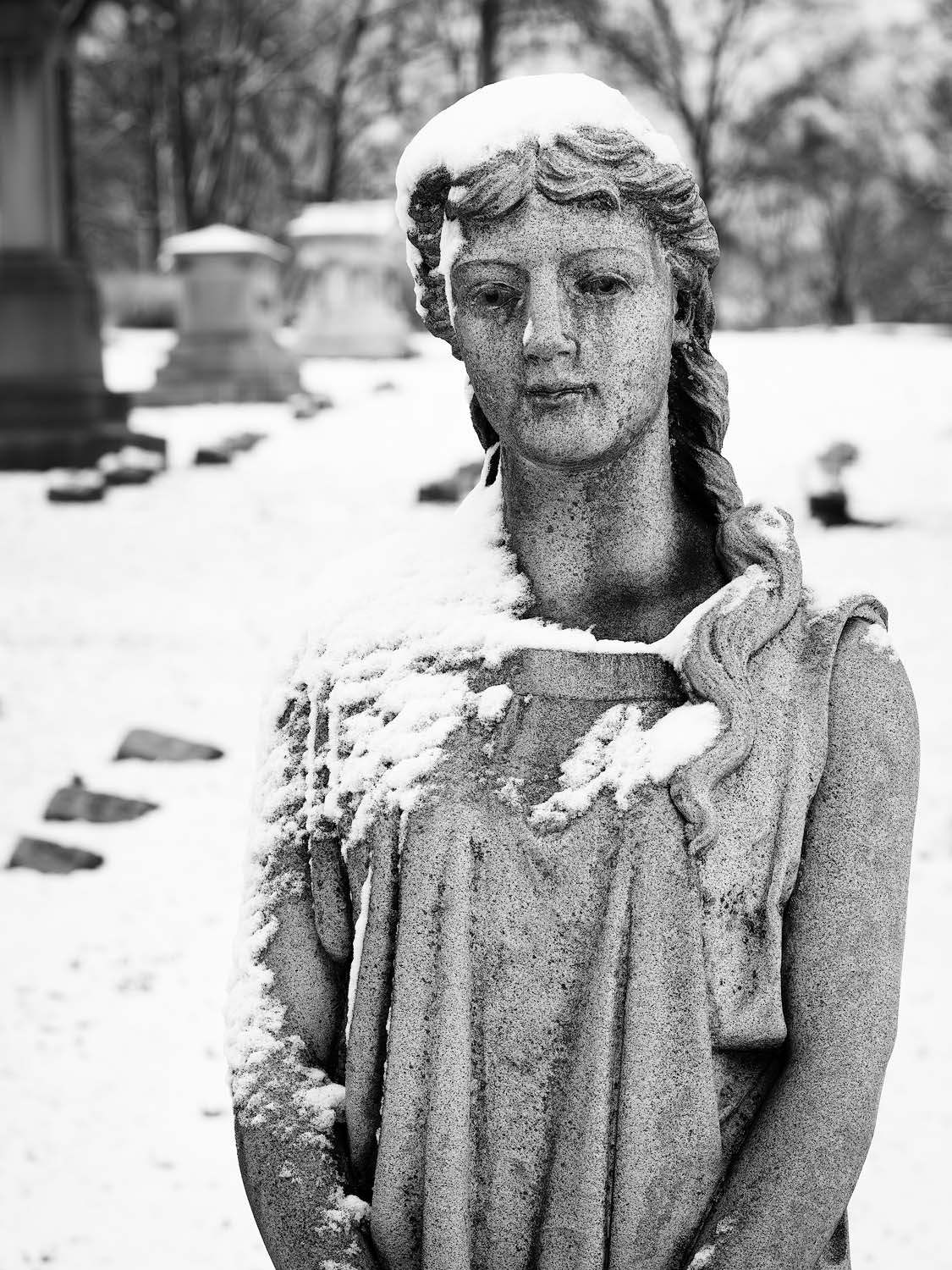 WORLD REGIONS & COUNTRIES, North America, United States of America, Missouri, St. Louis, Calvary Cemetery, architecture, landscape, cemetery, concepts, death, IPTC-SUBJECT, 08000000, 08005000, 0800500, photo